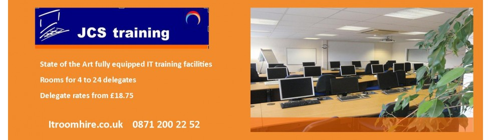 JCS training Venue Hire